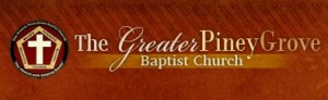 Greater Piney Grove Logo